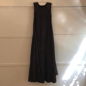 Ace & Jig Troy Mixed-Striped Gauze Dress